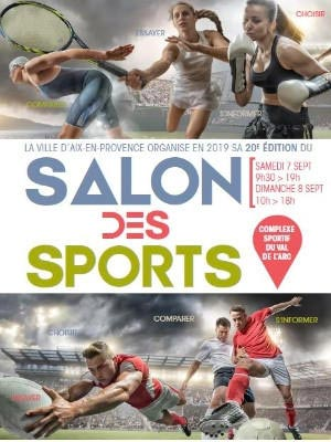Salon des sports Aix 2019